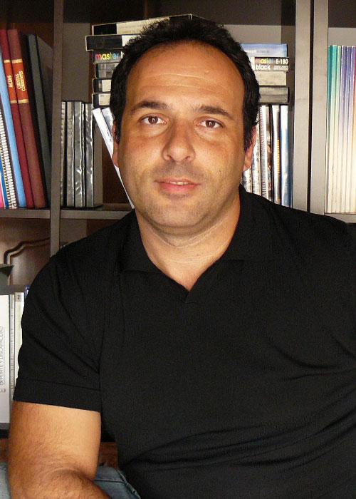 Rafa Moya autor
