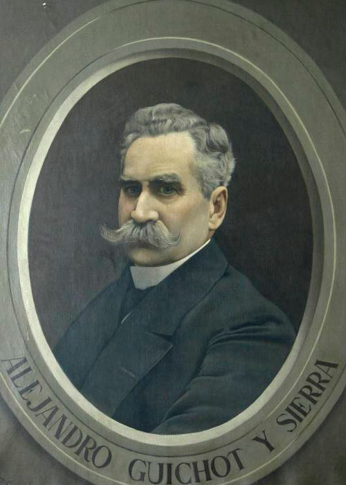 Alejandro Guichot y Sierra