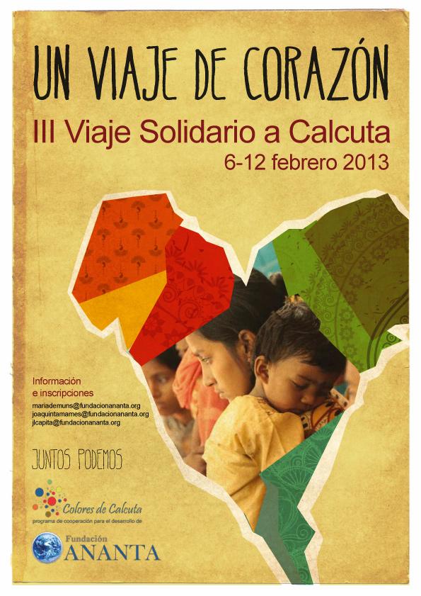 Viaje Solidario a Calcuta