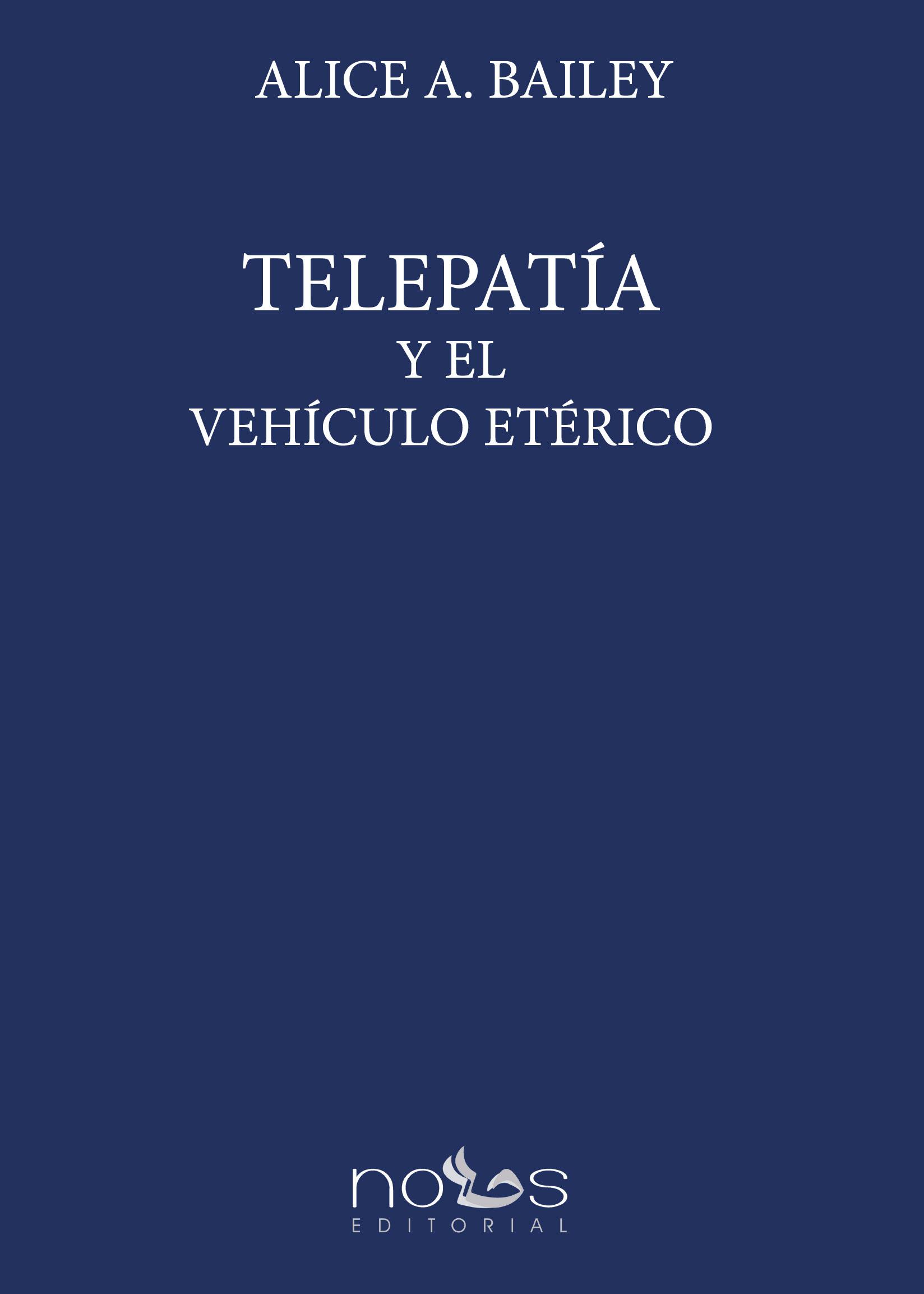Telepatía y el cuerpo etérico