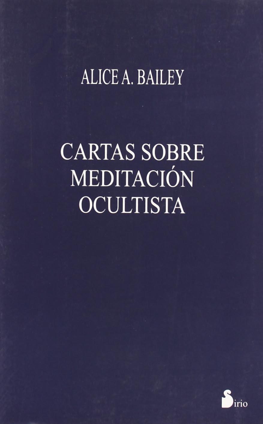 Cartas de meditación ocultista