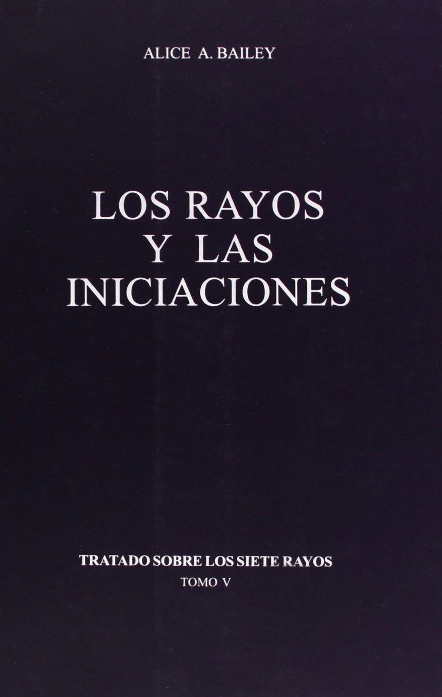 Los rayos y las iniciaciones
