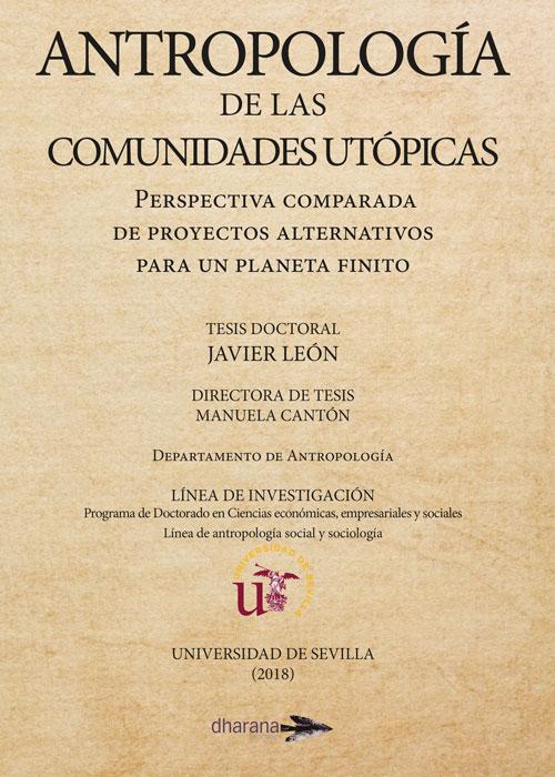 Antropología de las Comunidades Utópicas